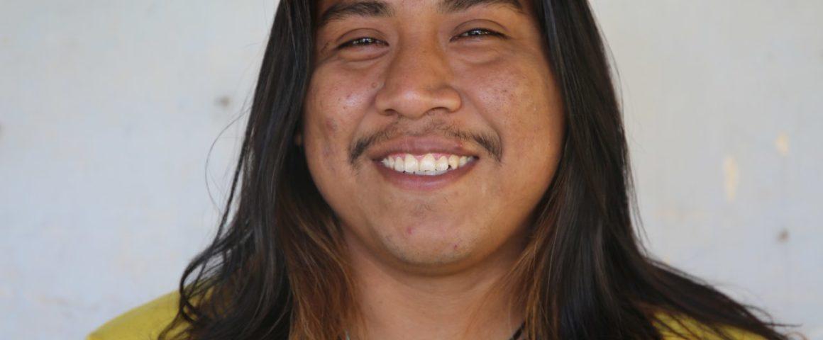 Matsipaya Waura Txucarramãe, indígena Kayapó